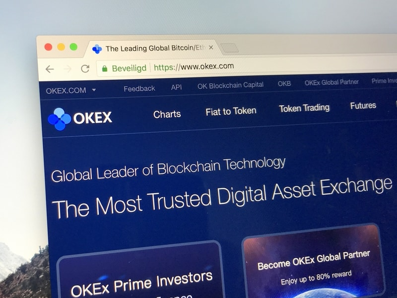 Okex exchange barely makes it out of the storm alive