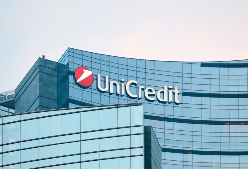 UniCredit blockchain