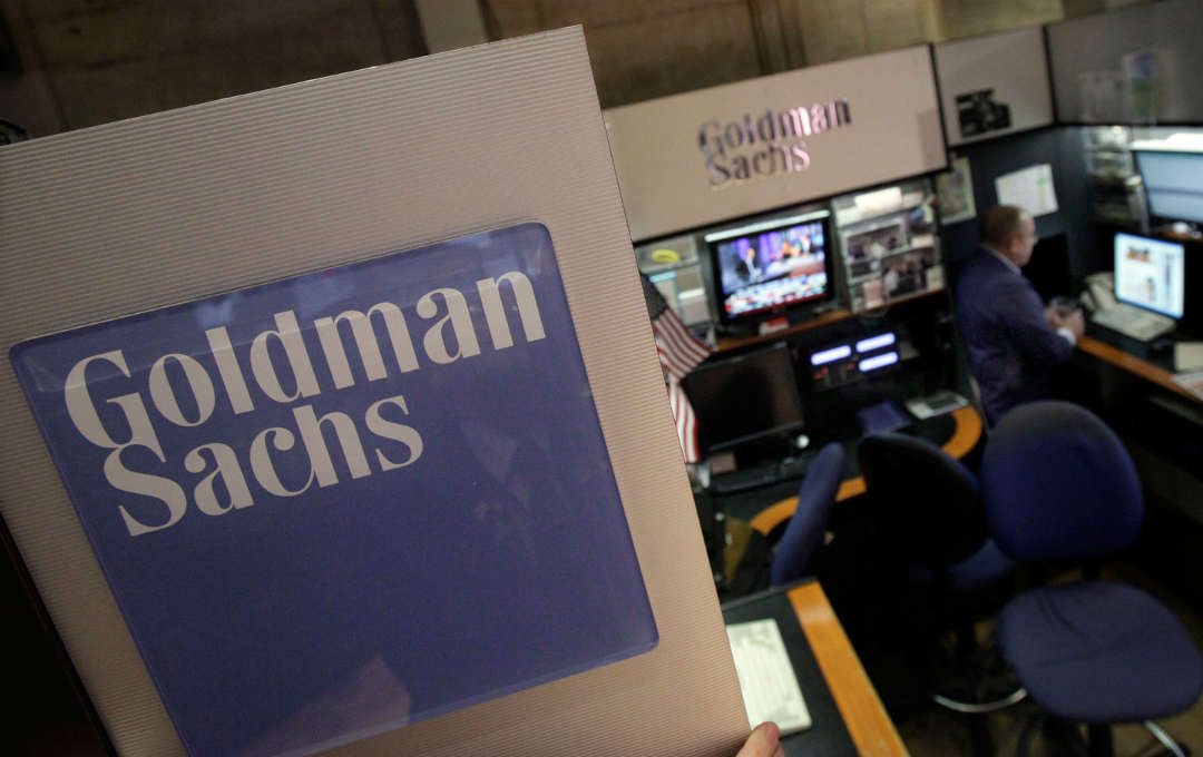 Goldman Sachs crypto safekeeping