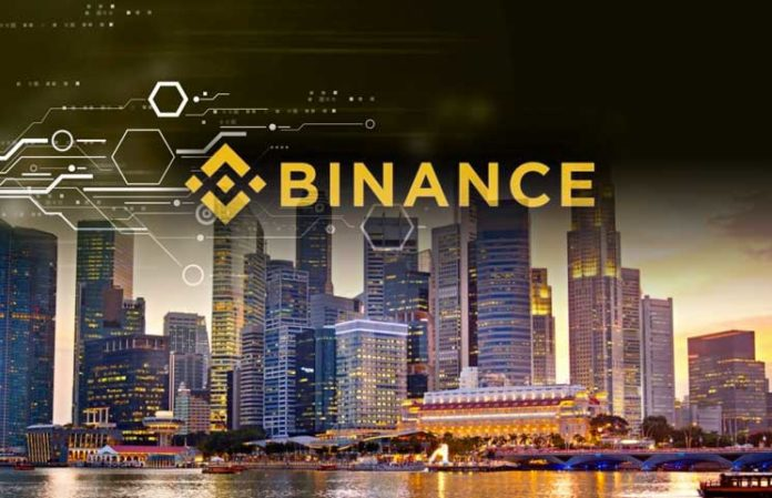 Two Binance crypto exchanges per each continent
