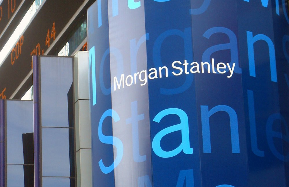 Morgan Stanley, Bitcoin Swap Trading is ready