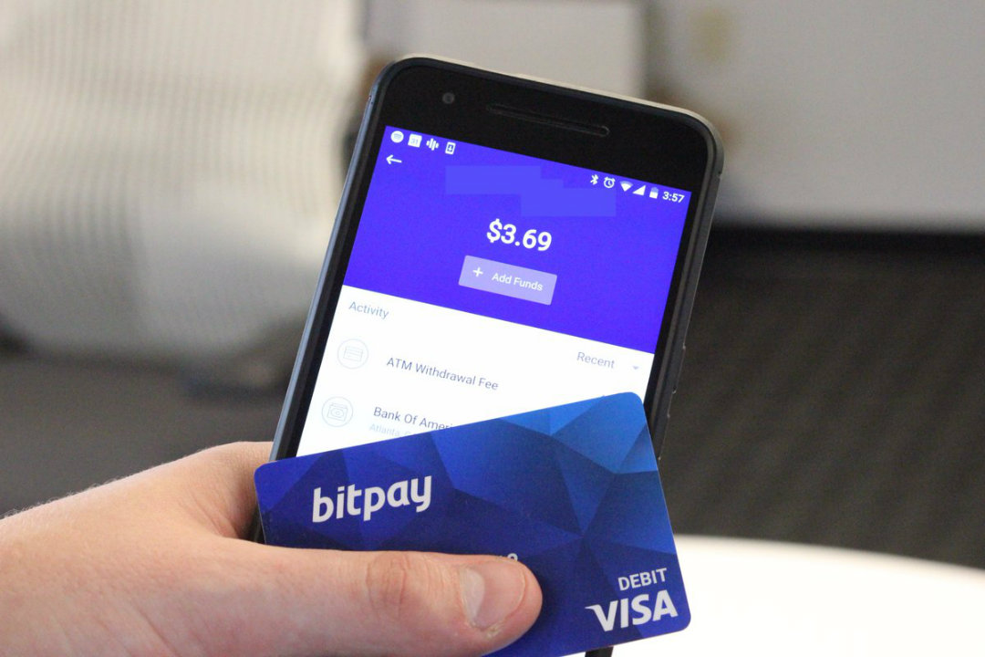Google removes Bitpay app from the Play Store