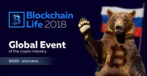 St. Petersburg to host Blockchain Life 2018