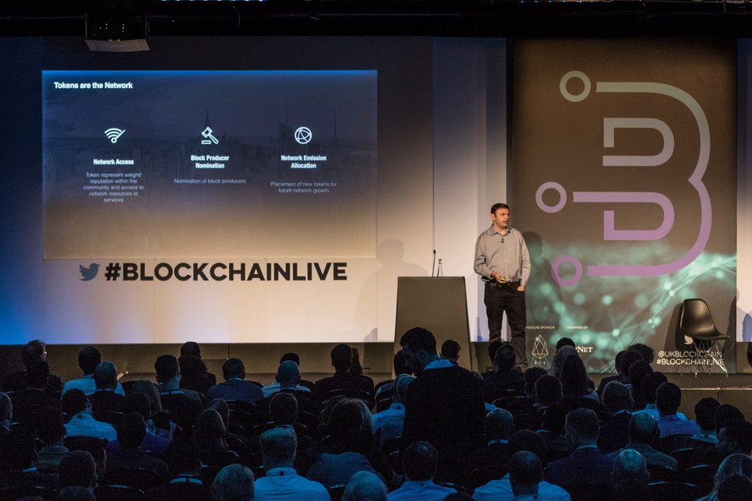 EOSfinex to be unveiled during the Blockchain Live event in London