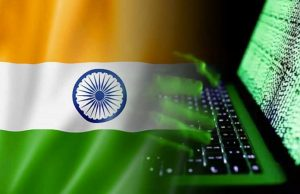 Cryptohacker, attack against the Indian government