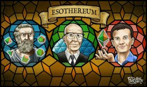 Esothereum, ORS gives a riddle to Ethereum fans