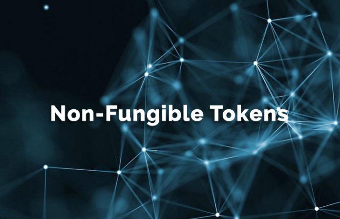 Non-fungible tokens فناوری بلاکچین