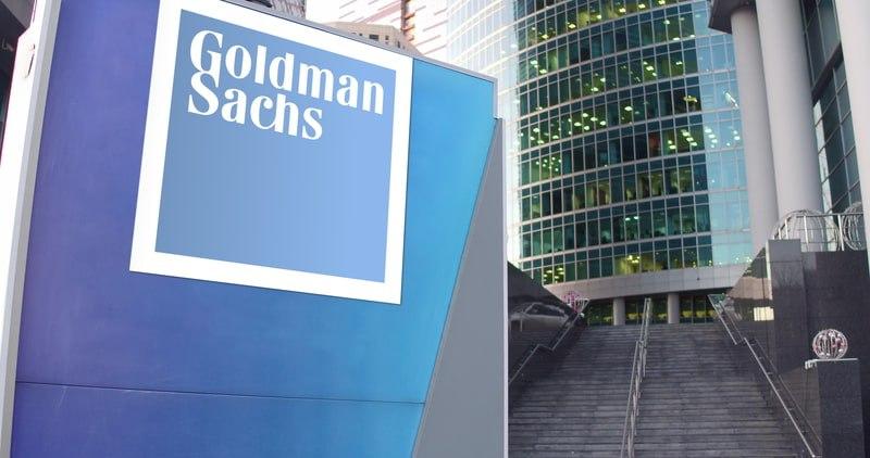 Goldman sachs trading desk crypto
