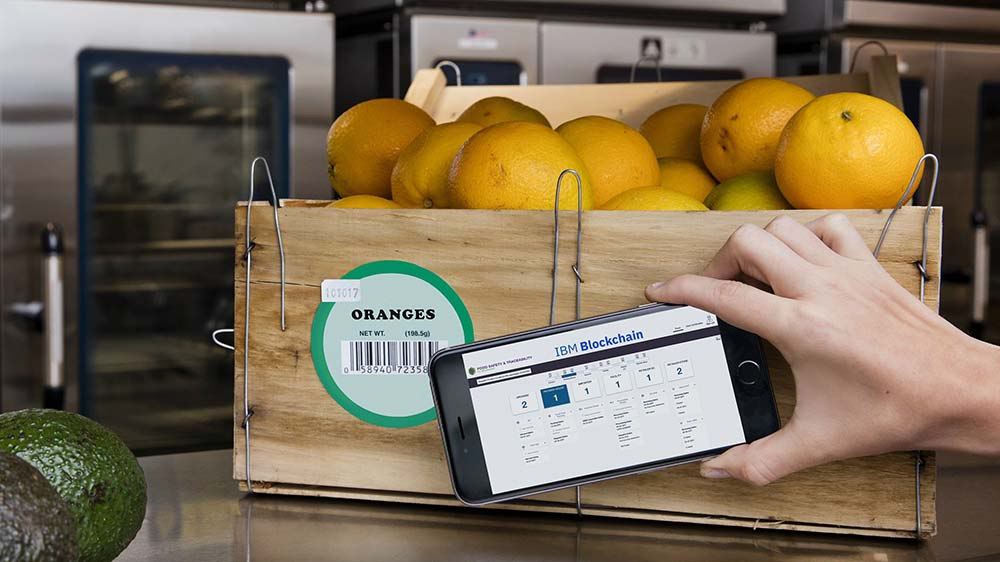 IBM Walmart, a collaboration for food safety