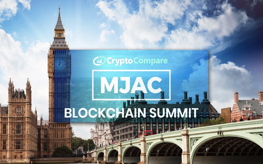 MJAC and CryptoCompare confirm next London Blockchain Summit