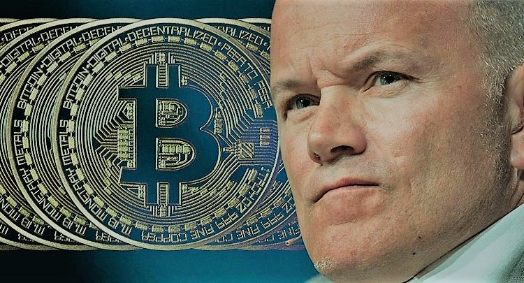 "Mike Novogratz, ""Crypto market recovery is the only way forward"""