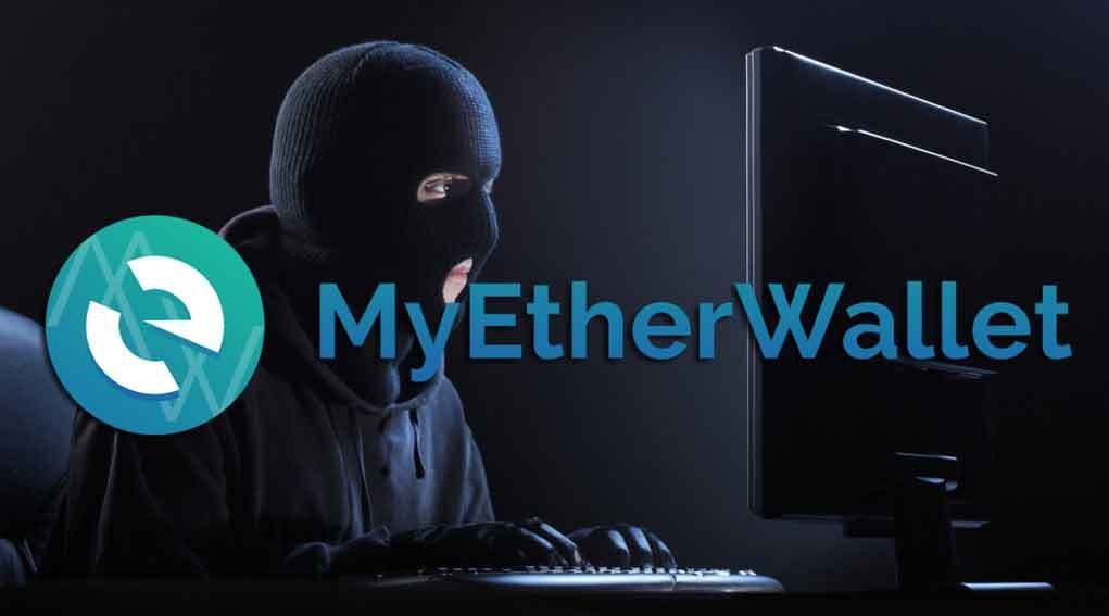 Myetherwallet hacked about 40 times a week