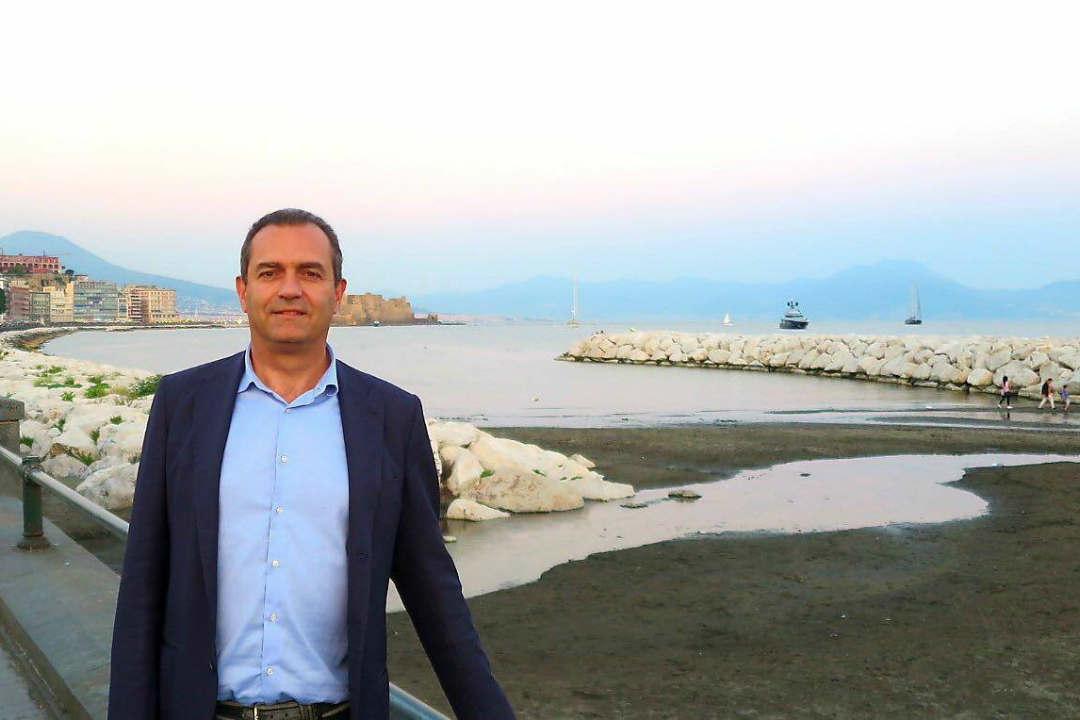 """De Magistris: """"a Naples currency alongside the euro"""""""