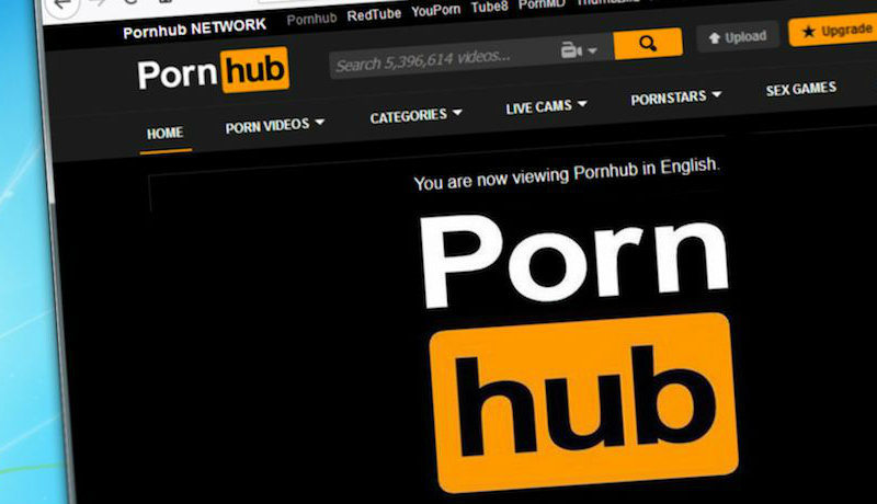Pornhub crypto users are less than 1%