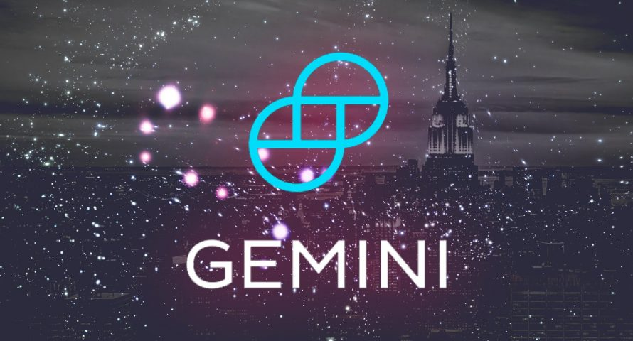 Gemini UK based subsidiary is in the making