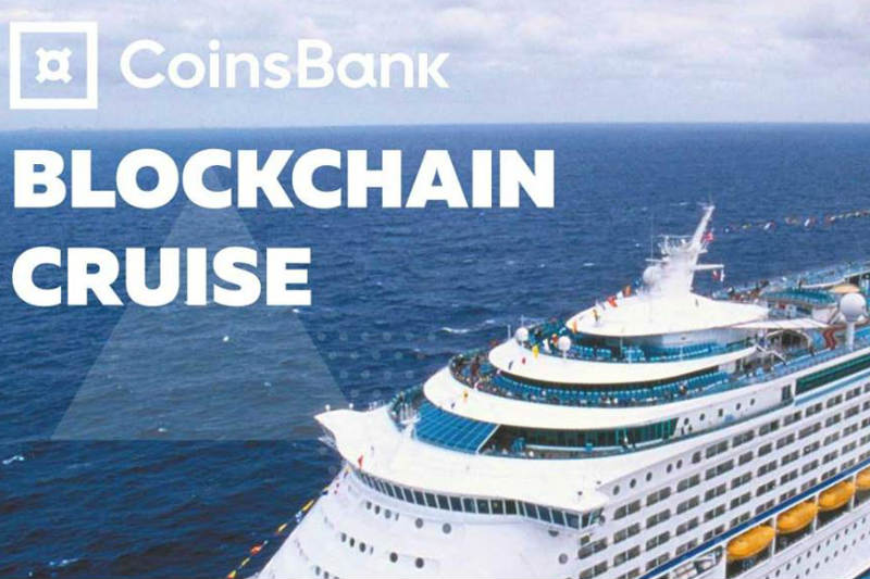 The Blockchain Cruise 2018 takes off from Barcelona