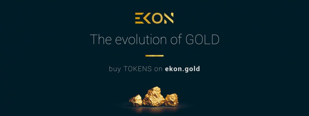 Ekon, the Eidoo stable coin backed by physical gold