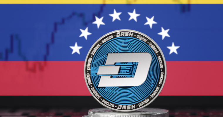 Venezuela Dash, crypto purchases are growing