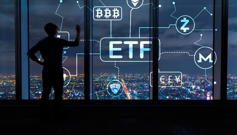 Changes within the SEC, crypto ETFs are getting closer