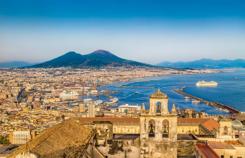 naples blockchain