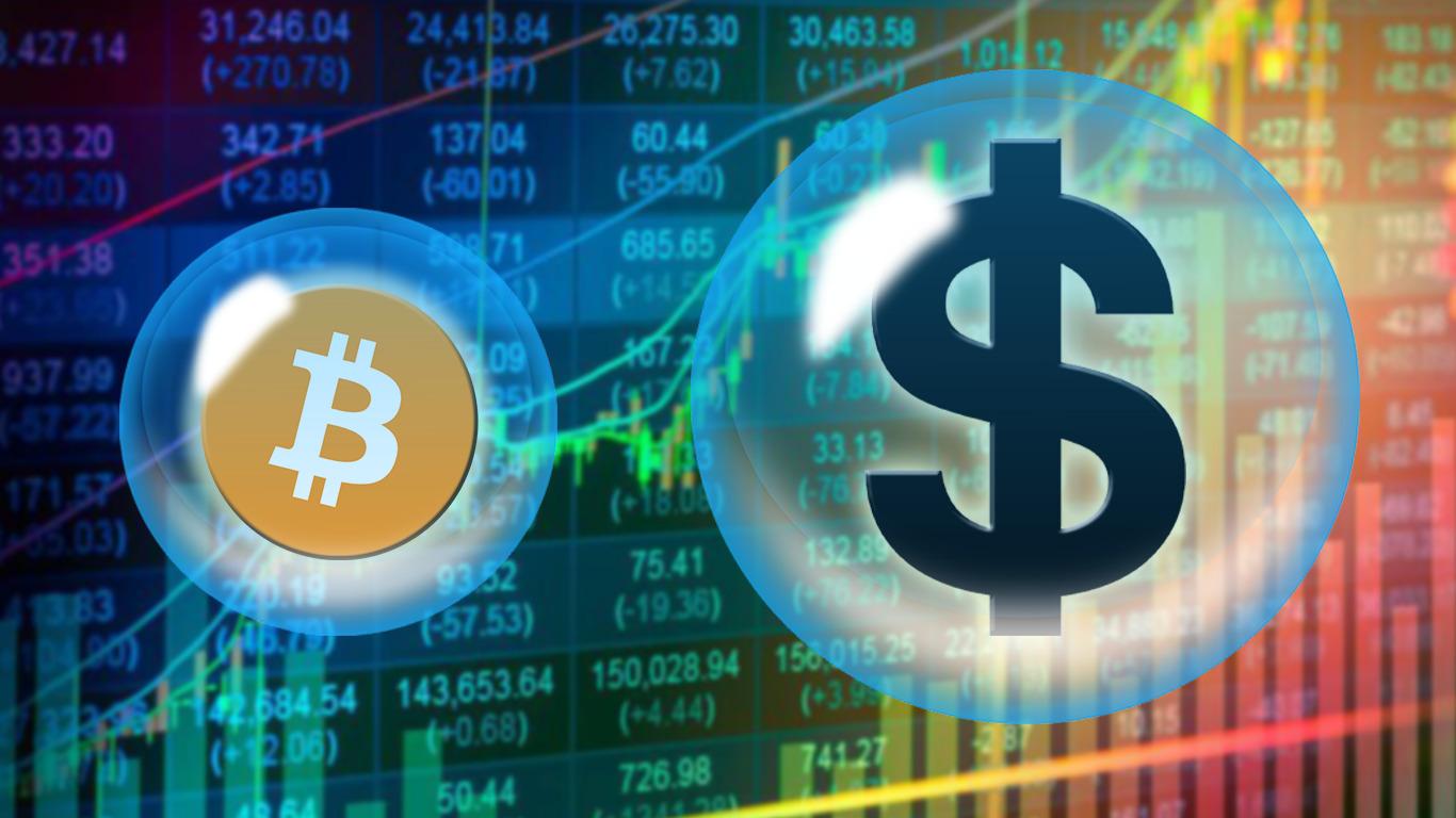 BTC vs USD, pros and cons