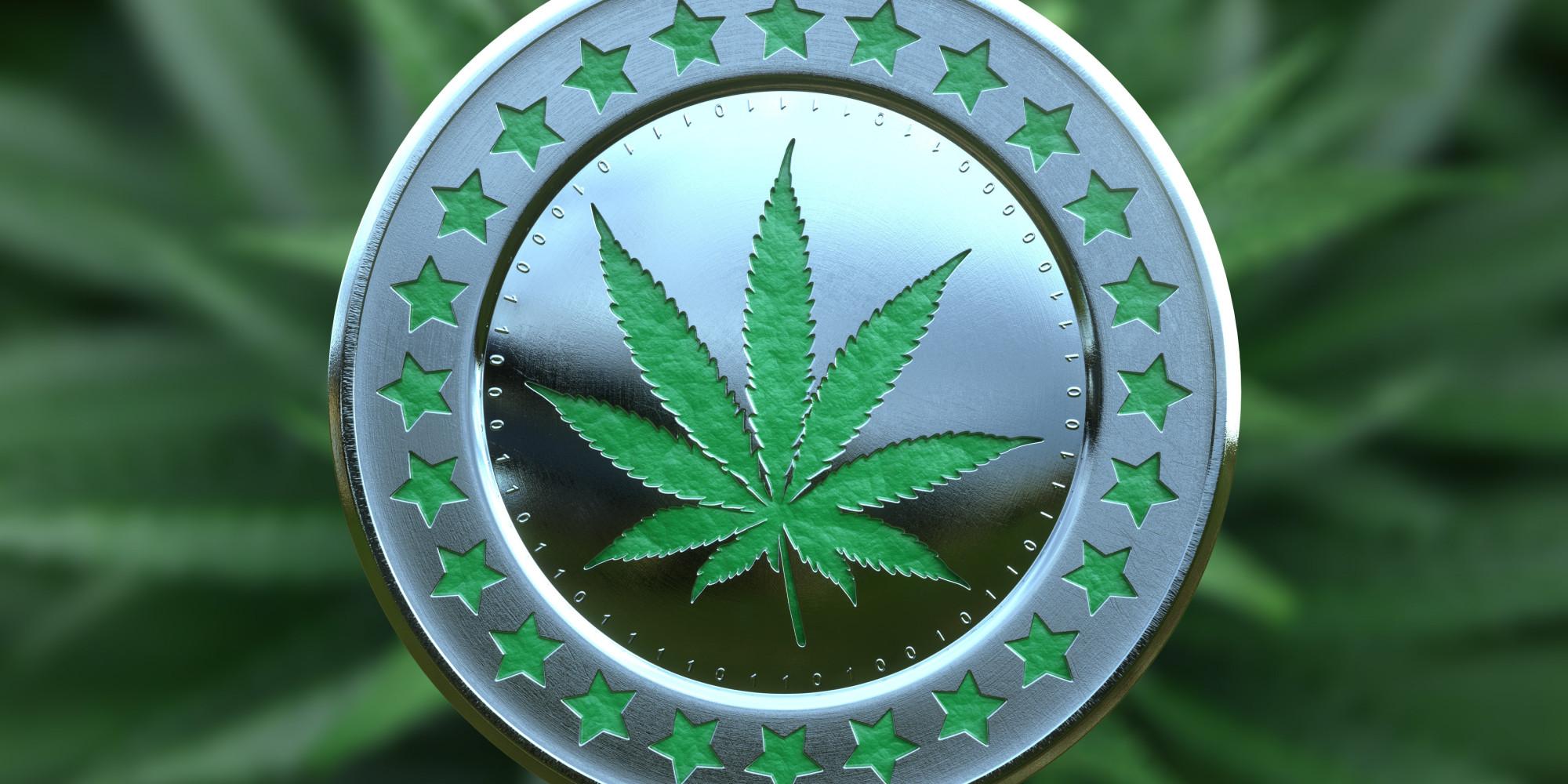 Crypto cannabis, the bubble has popped