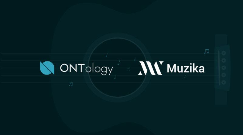A new partnership between Ontology and platform Muzika