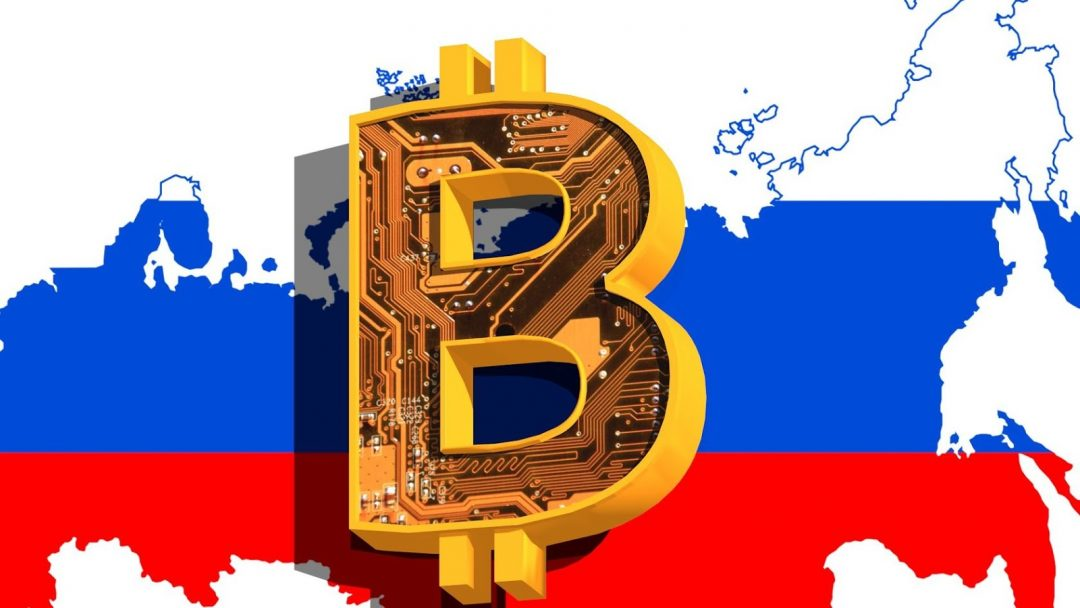 Russia, bitcoin trading record on LocalBitcoins