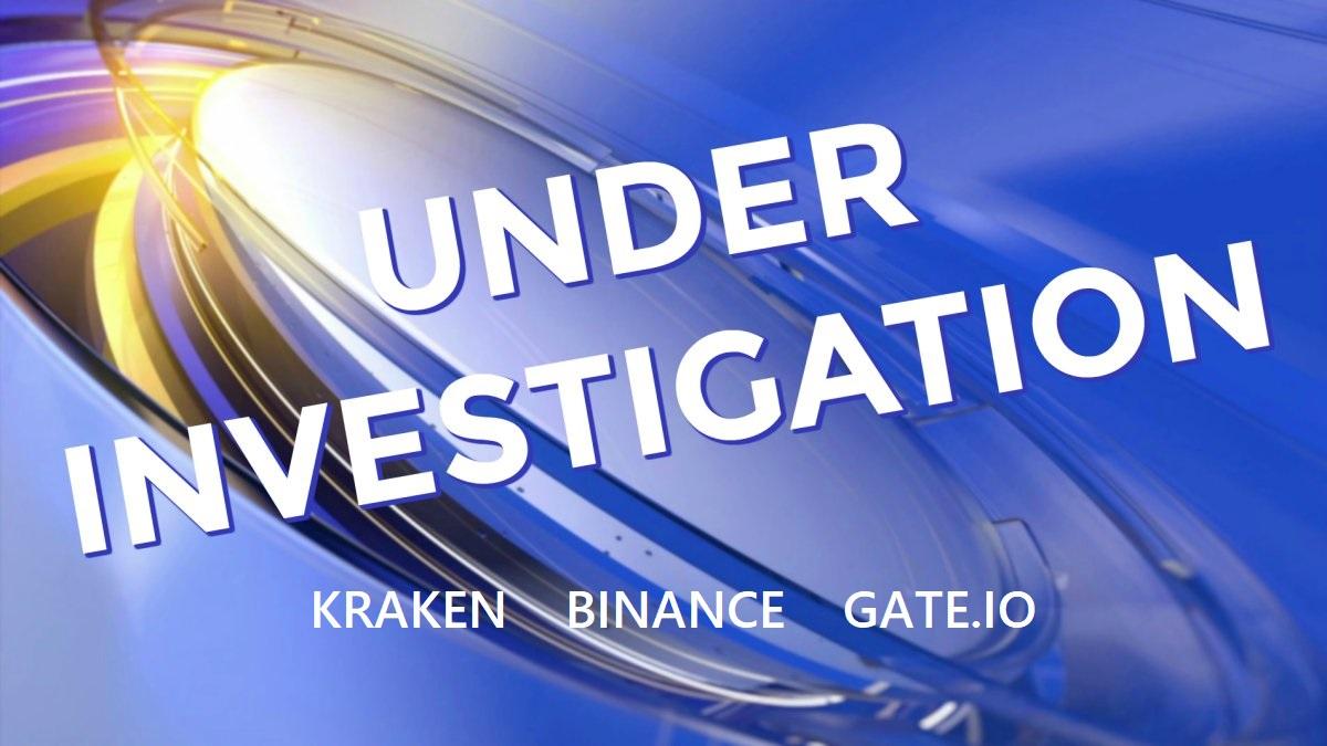Kraken Binance and Gate.io on trial in New York