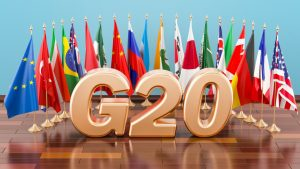According to the G20 crypto-assets are not a real risk