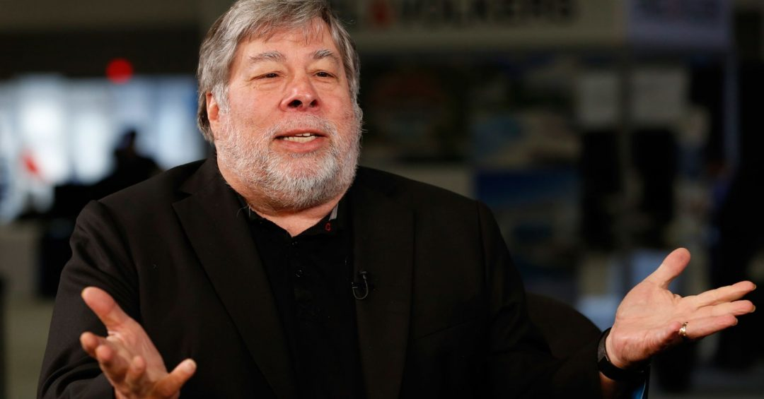 Steve Wozniak is the new co-founder of Equi Global