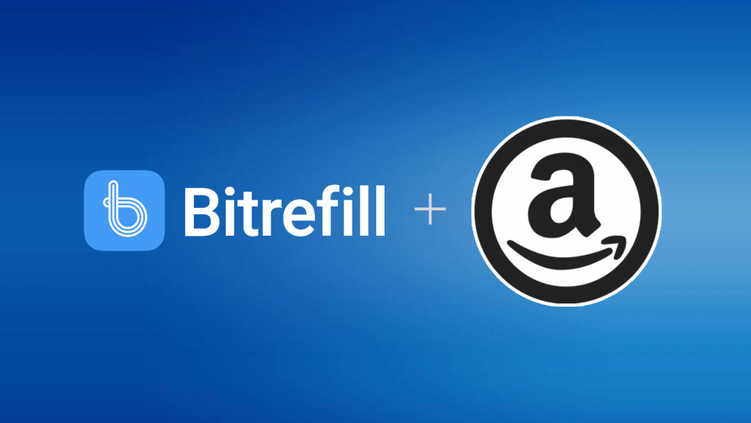 bitrefill amazon