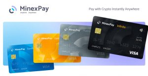 Crypto debit cards are the step to a blockchain based future