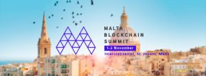Malta Blockchain Summit: 1-week report before the official take off