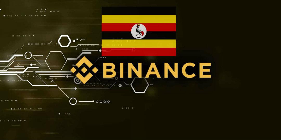 Binance accepts fiat currency in Uganda