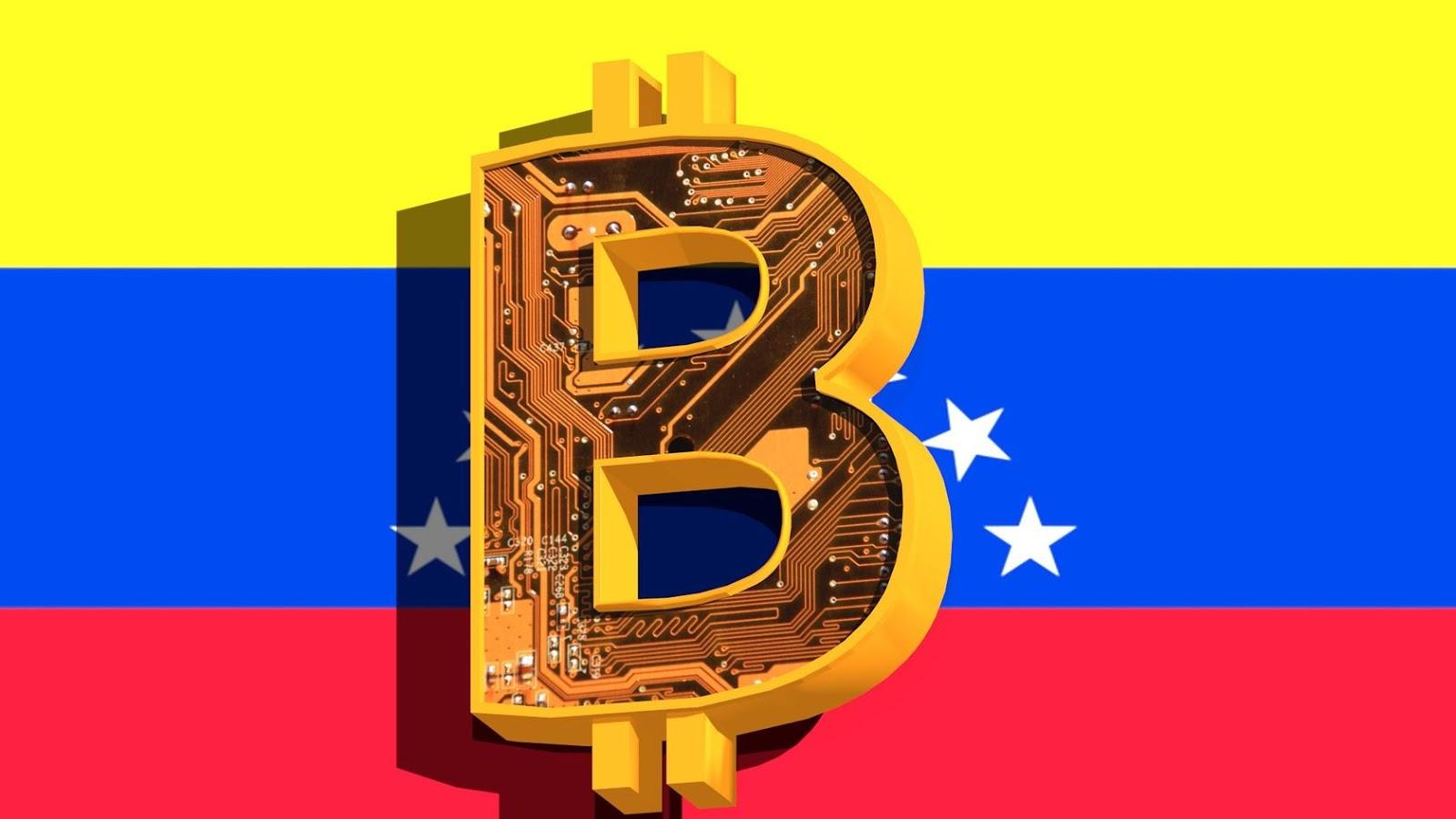 venezuela bitcoin purchases