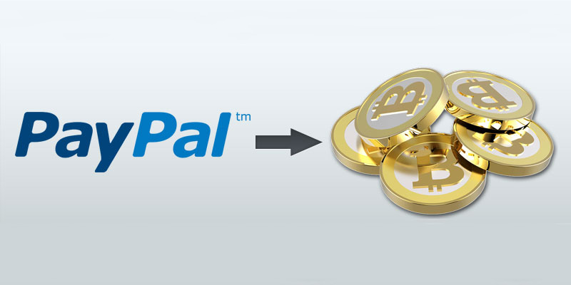 How to buy cryptocurrencies with Paypal