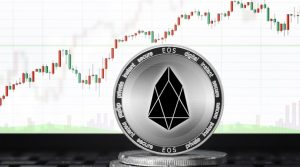The market sleeps except for the value of EOS