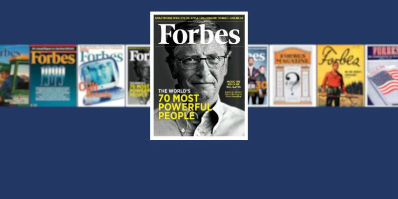 Forbes launches its CryptoMarkets