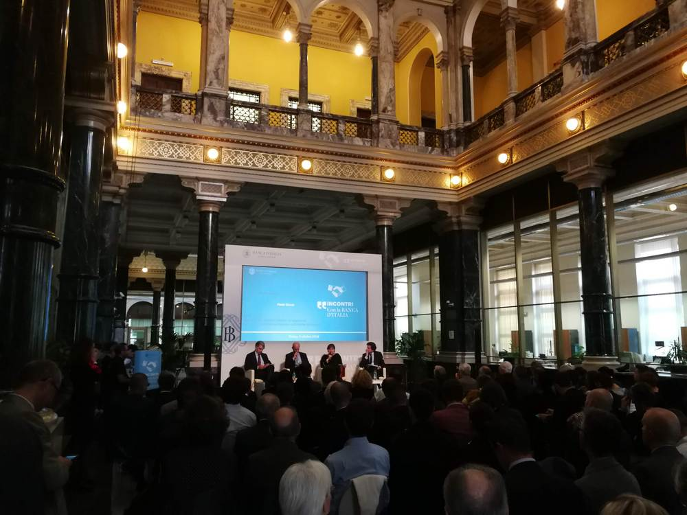 """Banca d'Italia: """"Blockchain is the most studied technology in the sector"""""""