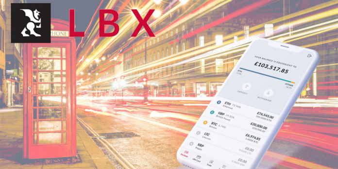 LBXPeg, the first stable coin backed by the pound sterling