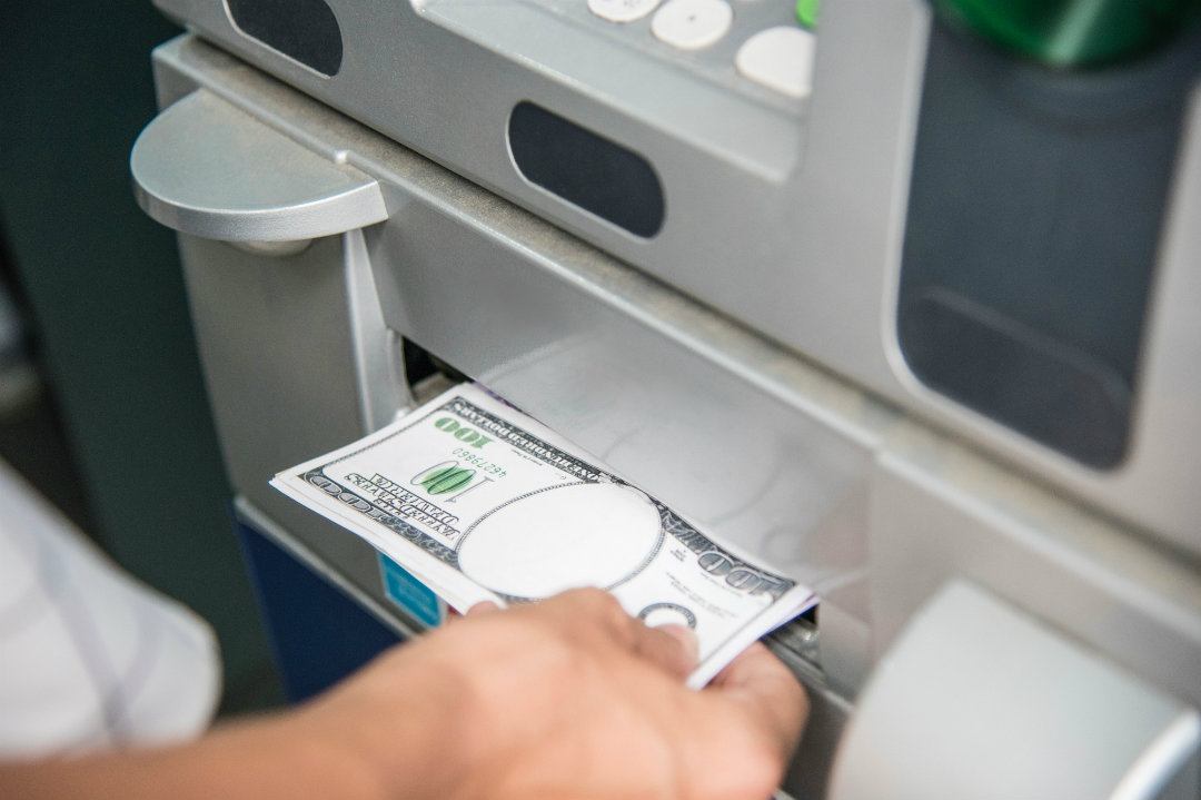Microsoft, a facial recognition feature for ATMs