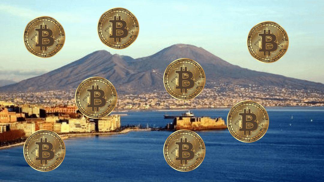 A Neapolitan crypto will be created