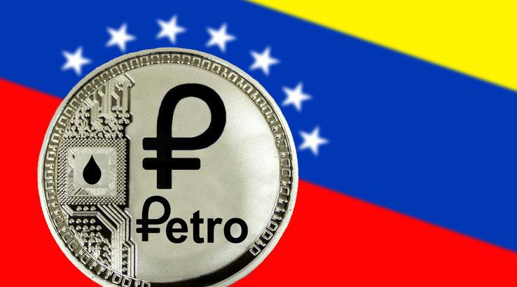 Venezuelans can now buy Petro online