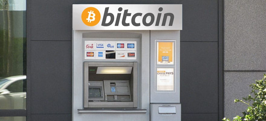 US, Bitcoin for sale in 100,000 ATMs