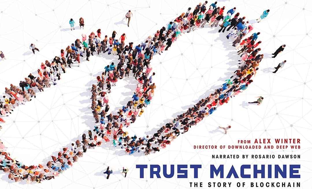 Trust Machine movie based on the Blockchain. Interview with SingularDTV