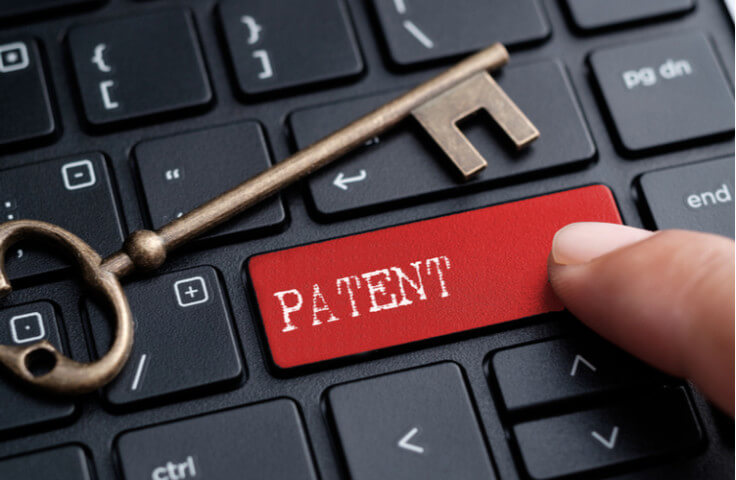 Can Blockchain be patented?