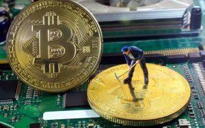 Bitcoin mining revenues close to 5 billion