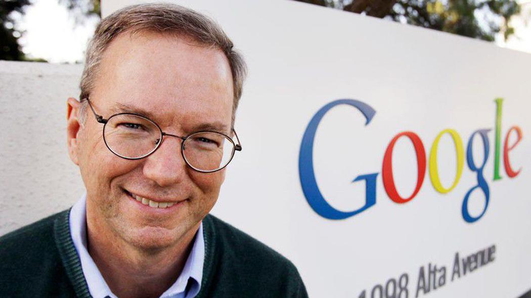 "Eric Schmidt, former Google CEO: ""Ethereum has potential"""