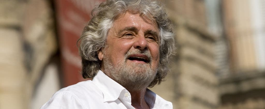 Beppe Grillo and the blockchain against banks and rating agencies